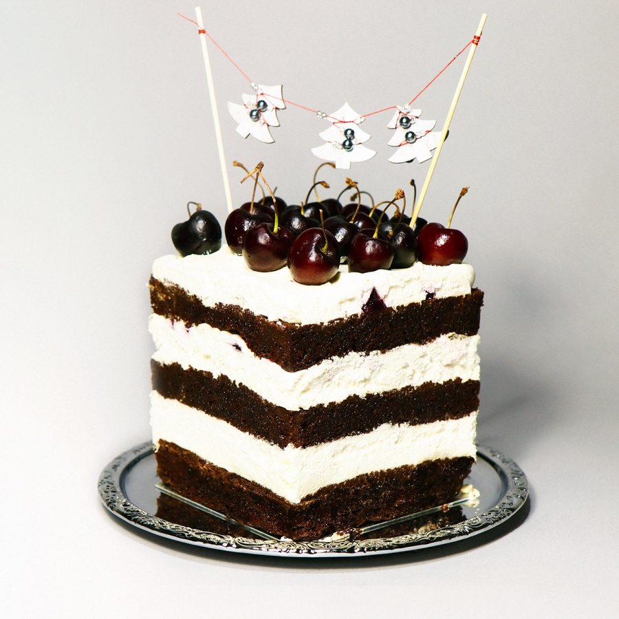 Schwarzwaldin kakku